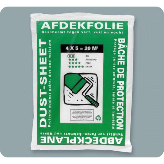 HDPE drop sheet