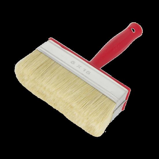 Block brush 4 x 14 cm