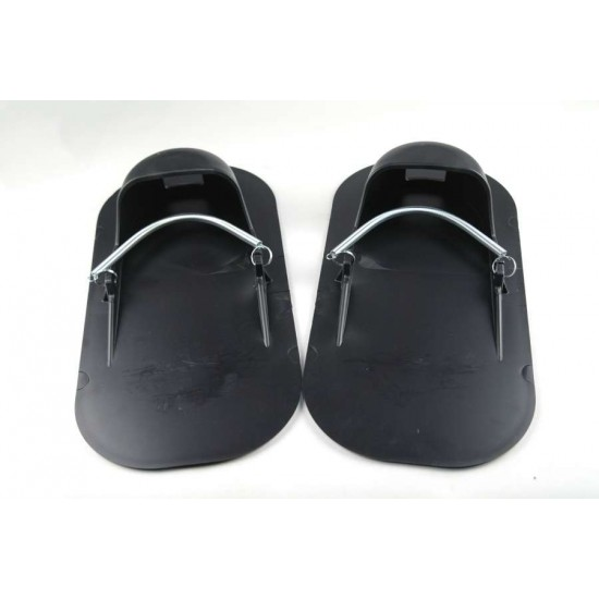 Smooth tiler's shoes ( 1 pair )