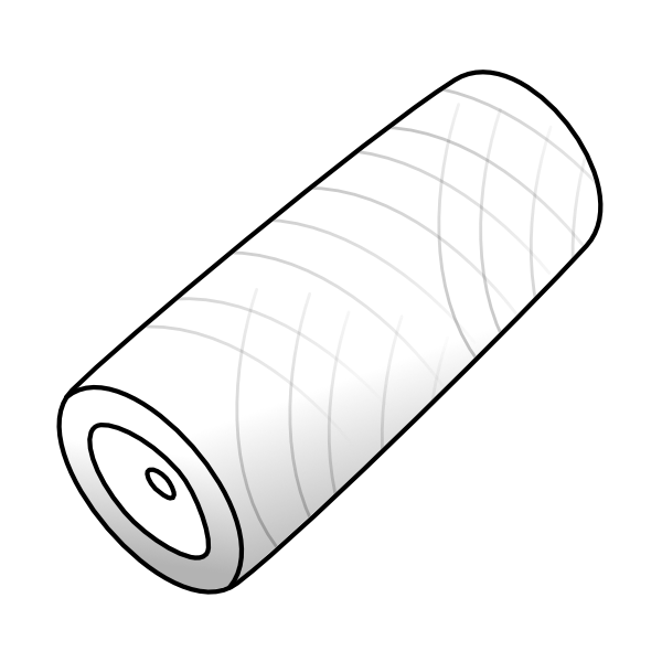 Fabric Rollers
