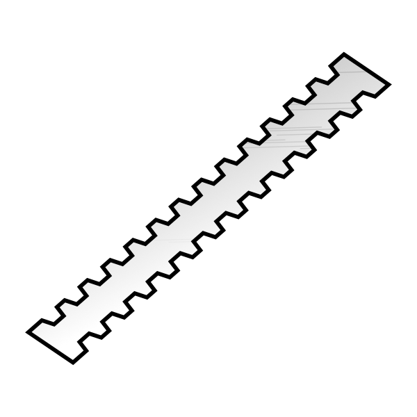 Notched Blades